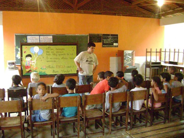 Organizando os alunos
