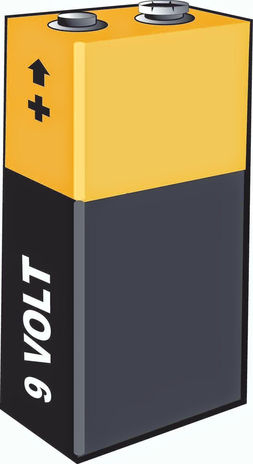 seguridad y salud ocupacional seguridad con las bater as de 9 voltios. Black Bedroom Furniture Sets. Home Design Ideas