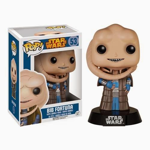 Funko Pop! Star Wars Bib Fortuna