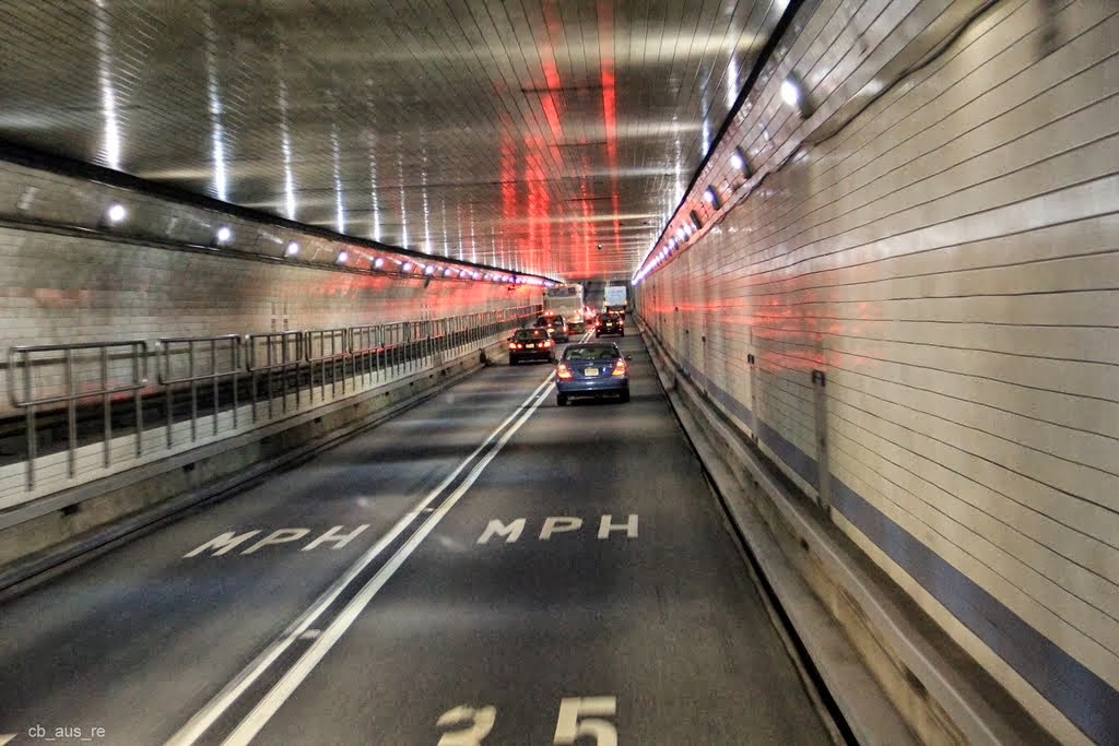 New York City Lincoln Tunnel