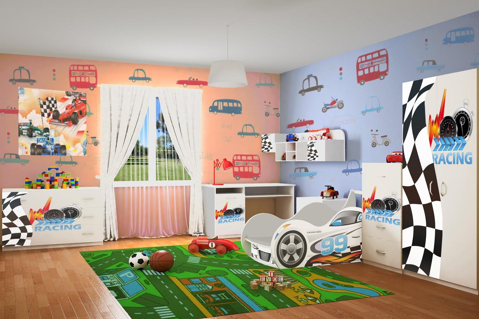 Дитяча кімната Форсаж Драйв 2