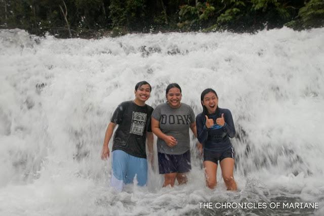 Tinuy-an Falls blog