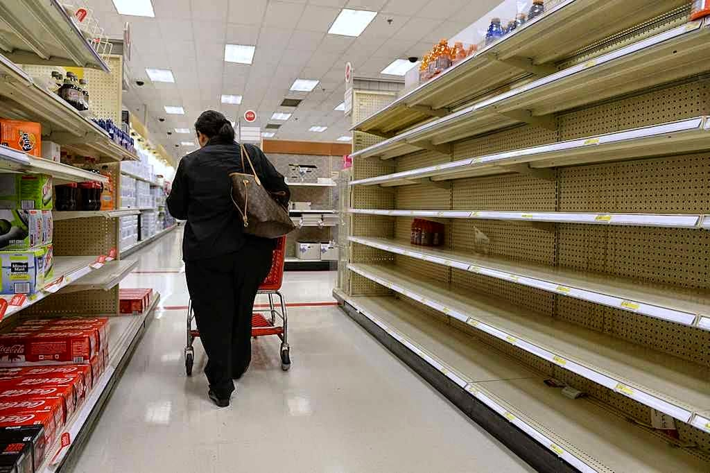 Resultado de imagem para venezuela e a fome