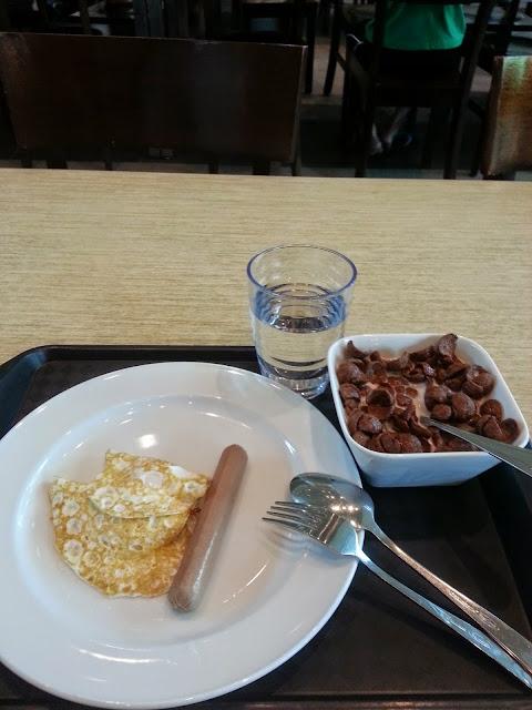 last Tembusu breakfast