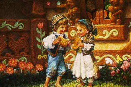 Hansel & Gretel dans Hansel & Gretel hansel1
