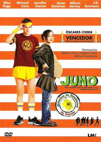 Filme Juno Dublado AVI DVDRip