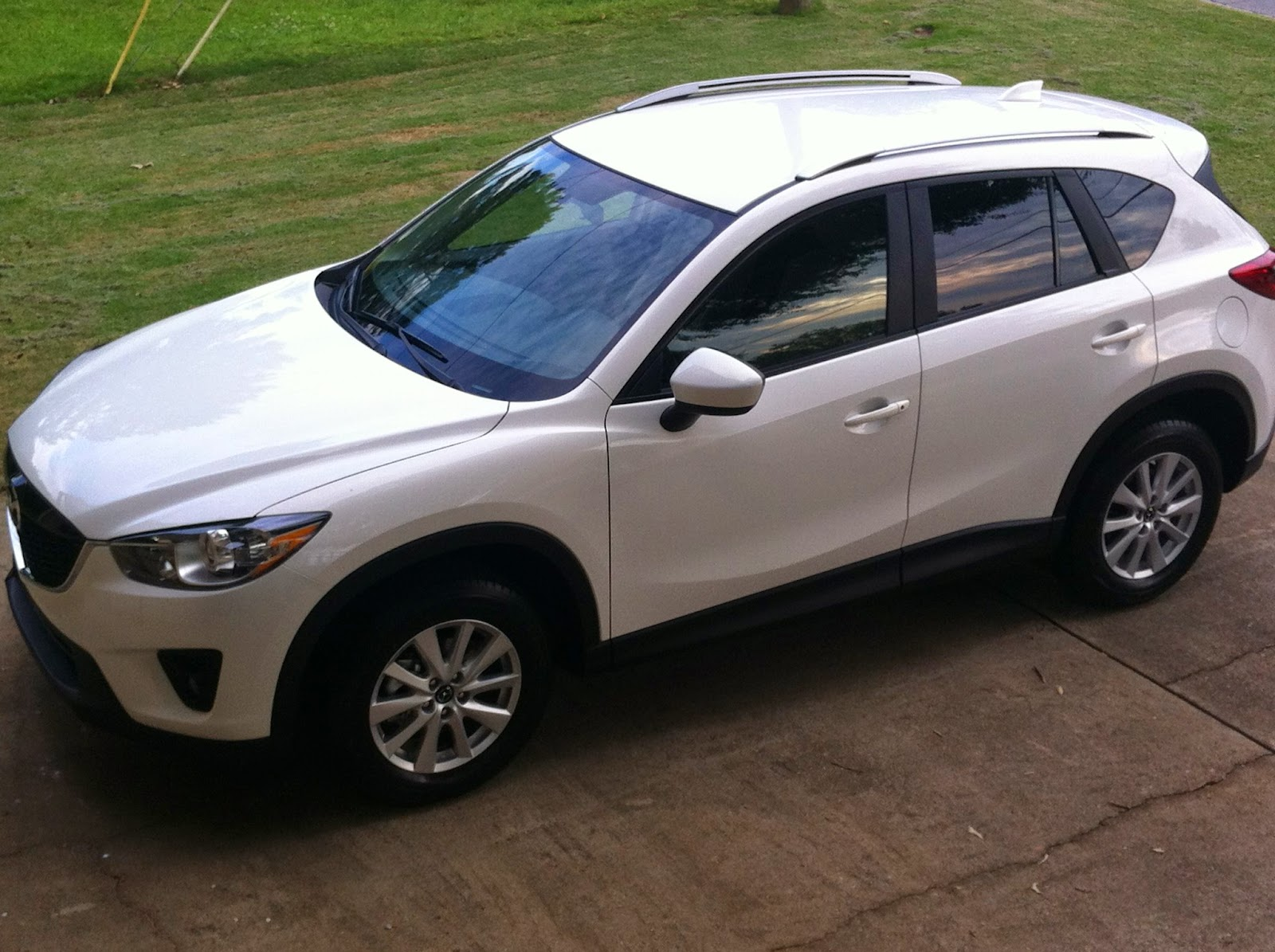 The Cycling Addiction 2014 Mazda Cx 5 Touring A Cyclist