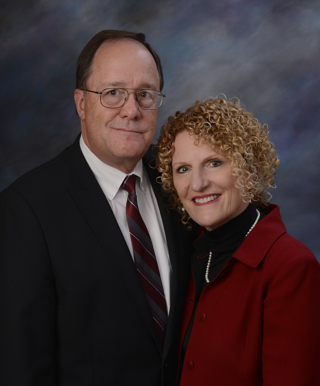 Elder and Sister Hawkins