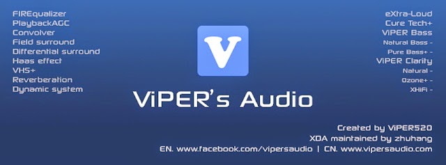 Viper4Android FX