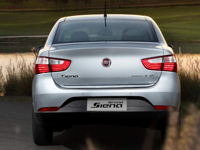 Fiat Grand Siena 2016 Essence 1.6 16V