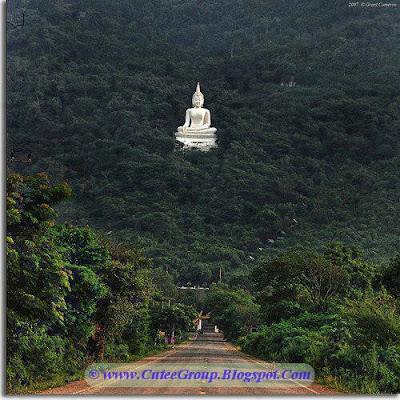 Sacred Buddha Temple , Anuradhapura , Srilanka