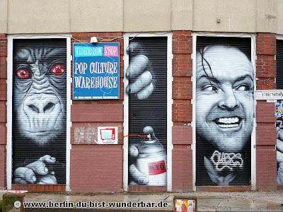 streetart, berlin, mto, kreuzberg, kunst, graffiti, jack nicholson, shining