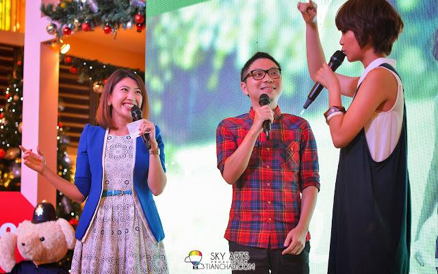 歌曲创作人彭学斌与Geraldine分享当时EP的制作过程与合作经验