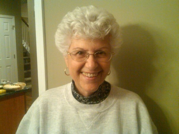 My Aunt Susie. This photo makes me miss my mom, but the good news is ...