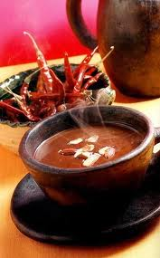 Image result for aztec chocolate drink