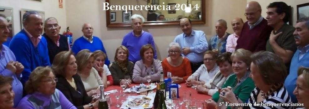 BENQUERENCIA DE LA SERENA 2014