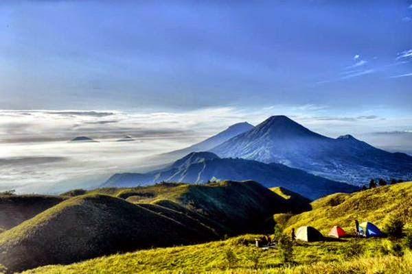 Image result for gunung prau