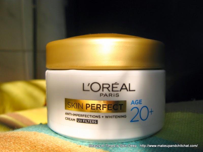 "L""Oral Skin expert 20+"