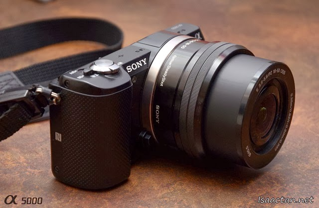 Sony Alpha 5000 Digital Camera Review