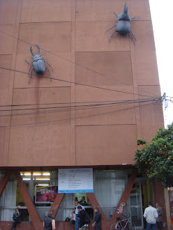Centro Cultural Universitario, sede Iberoamericano