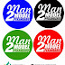 Stiker MAN 2 MODEL PEKANBARU [OPEN ORDER]