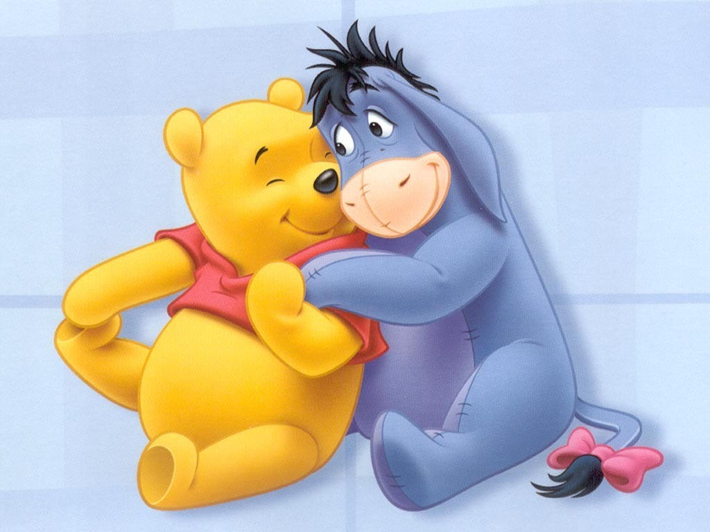 It is a photo of Priceless Pooh Bear Images