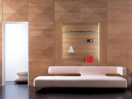 Dise odeinteriores - Revestimientos madera para paredes interiores ...