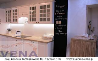 Prowansalska kuchnia - Meble kuchenne Lublin - Vena