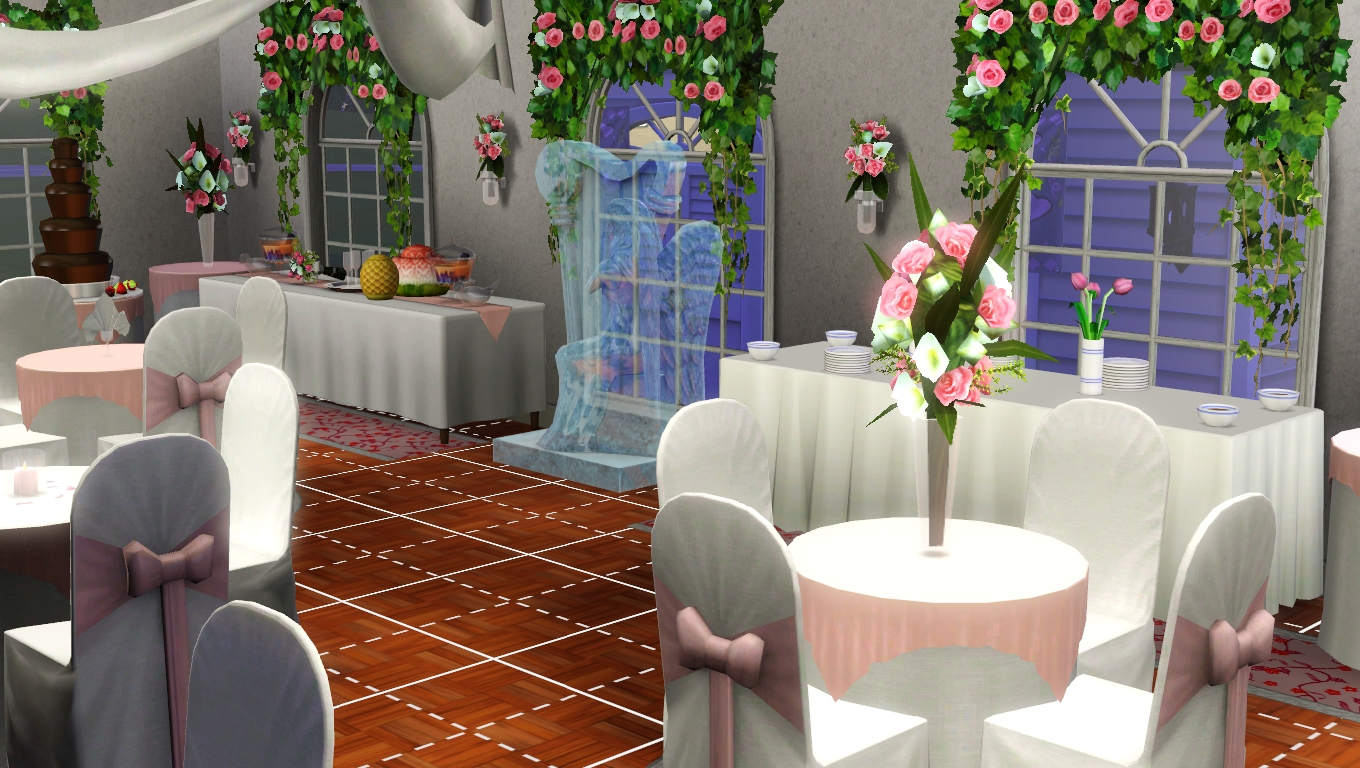 Sims Gone Wild The Sims 3 Lounge Damour