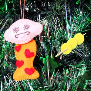 杉浦茂クリスマスツリー