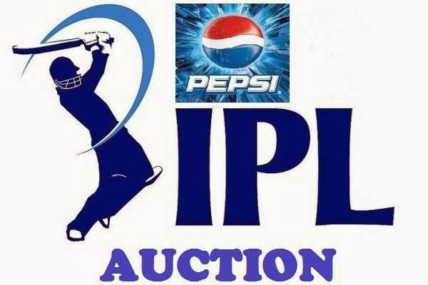 IPL 2014 Auction