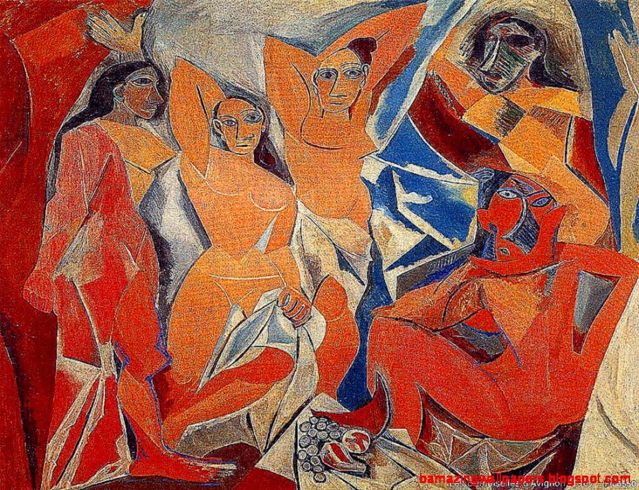 Picasso abstract painting   Art Paintings