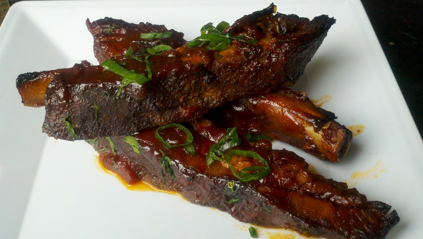 Smoked Pork Spare Ribs | DeLessio's Menu