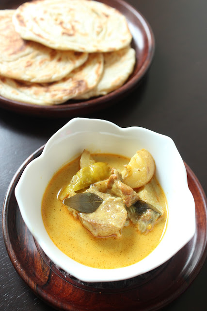 Magpie's Recipes: Chicken Curry in a hurry for Kerala Kitchen