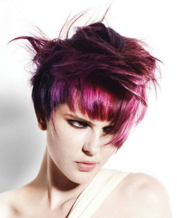 Lou habash repost funky hair color ideas for women fashion 2013 image source fashioncherish urmus Choice Image