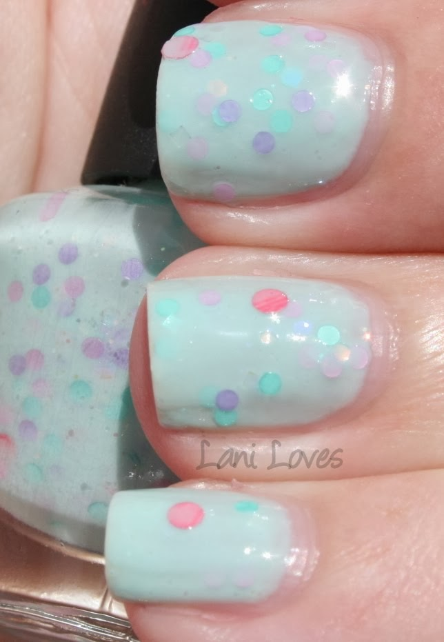 Star Kin Fairy Biscuit Swatch