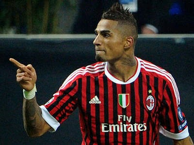 Kevin Prince Boateng Hairstyles Pics