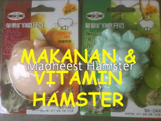 Makanan Hamster