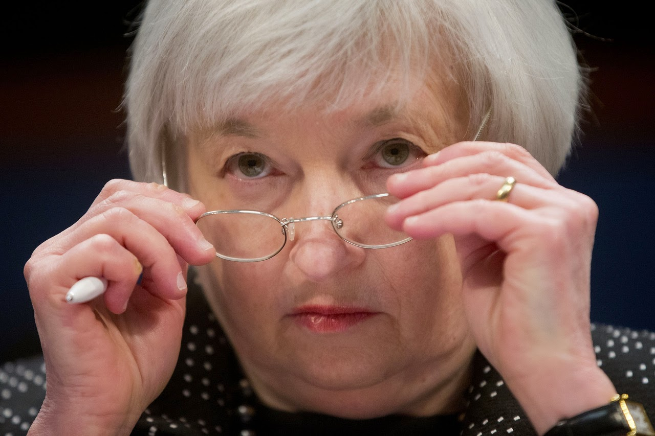 Yellen globalization makes higher education increasingly important wall street journal - Fed Will Bark Before It Bites The Wall Street Journal