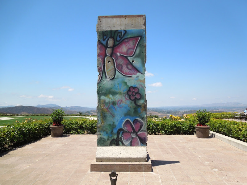 Berlin Wall piece Reagan Museum