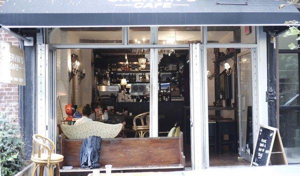 east village cafe, bar, wine tasting, tapas, espresso bar