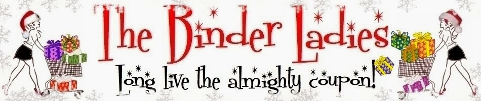 The Binder Ladies - Saving you more so you can spend less!