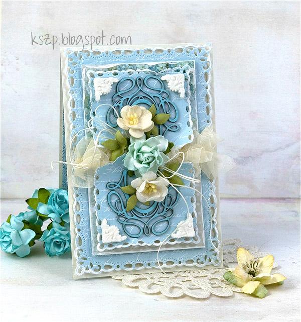 Мк красивые открытки