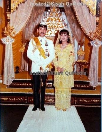 Kecantikan Permaisuri Johor Raja Zarith Sofiah Terserlah Sejak Dari Kecil