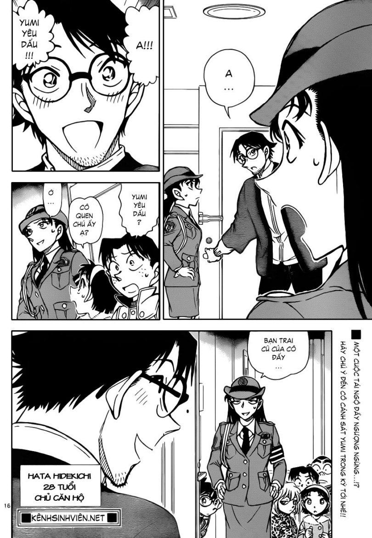 Thám Tử Lừng Danh Conan - Chapter 847 - Pic 18