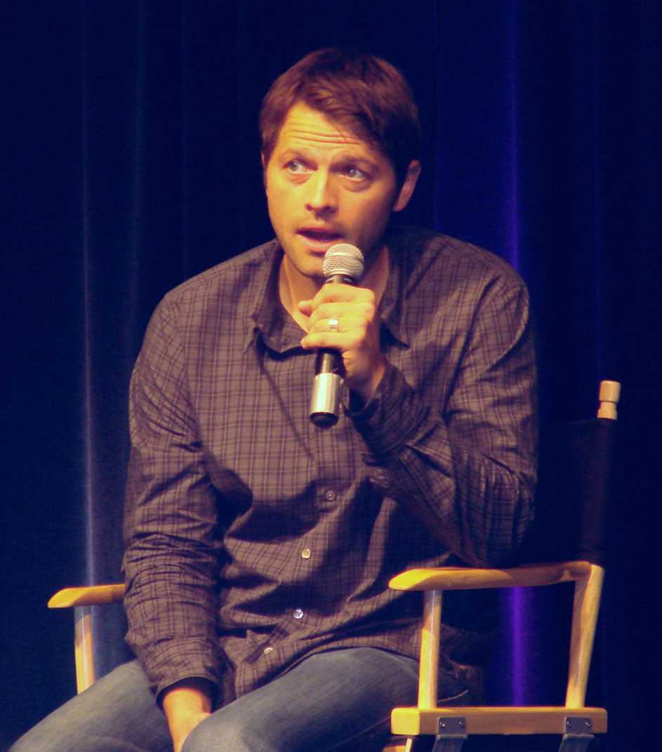 Salute To Supernatural   Misha Collins  Misha Collins Resume