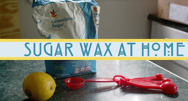 No pain with the lemon waxing