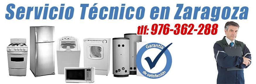 Servicio Técnico de Electrodomésticos Zaragoza