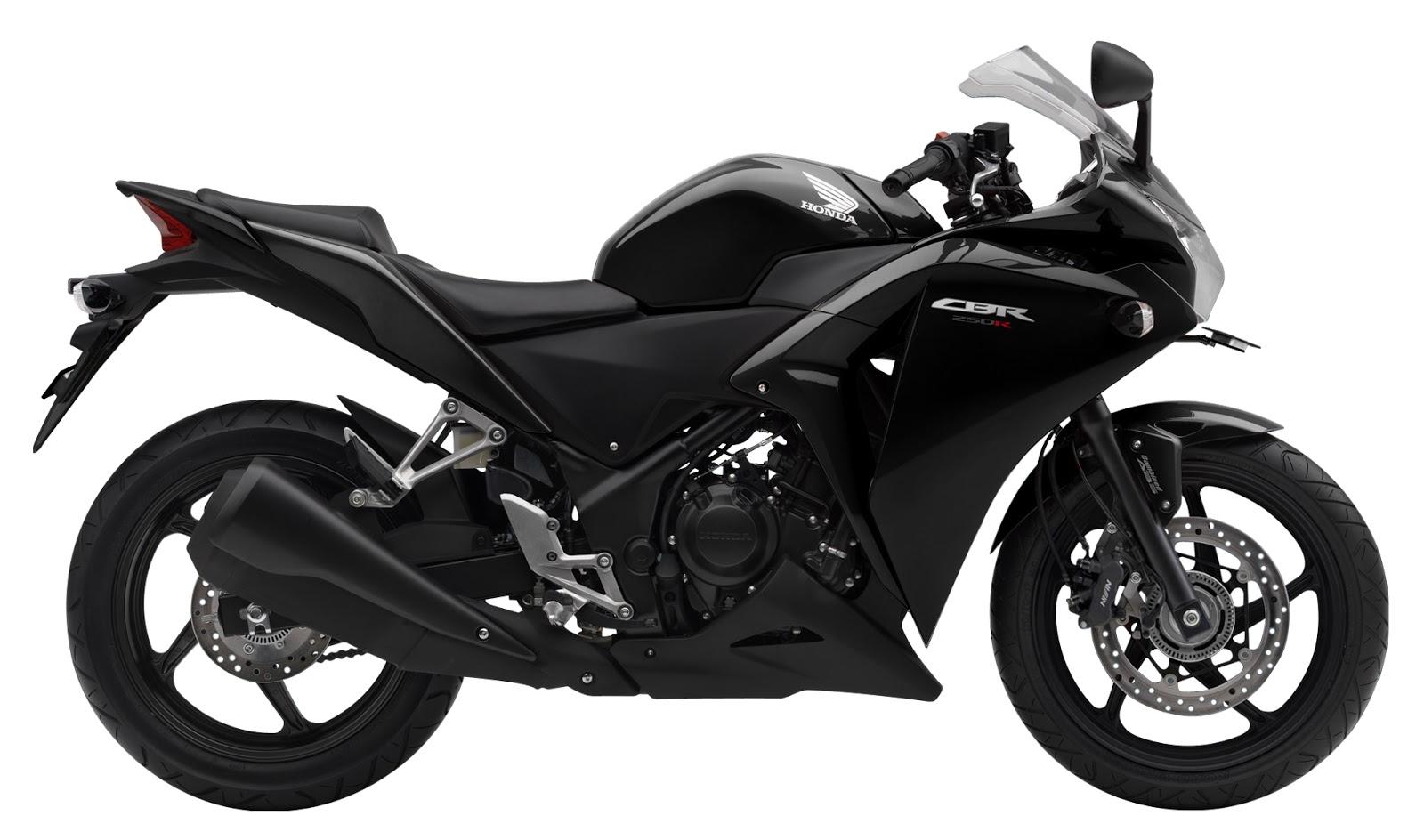 Gambar Motor Honda CBR 250R ABS Black