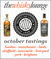 The Whisky Lounge Douglas Laing Tastings